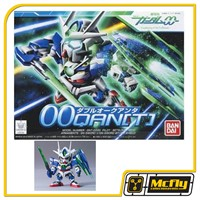 BB SD #364 Gundam 00 Qant Quanta Model Kit